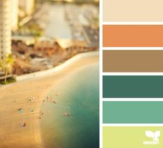 Is this my new color palette - not sure why, but I love it!