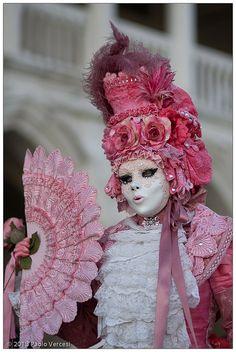 Rosa! ~ Carnevale di Venezia 2013 | Flickr - Photo Sharing!