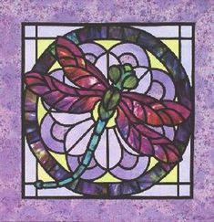 Dragonfly Stained Glass, Stained Glass Quilt, Dragonfly Art, Glass Butterfly, Stained Glass Designs, Stained Glass Projects, Stained Glass Patterns, Dragonfly Tattoo, Swans