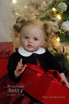 Betty by Natali Blick - Pre-Order -TRYING TO GET MORE STOCK ATM - Online Store - City of Reborn Angels Supplier of Reborn Doll Kits and Supplies