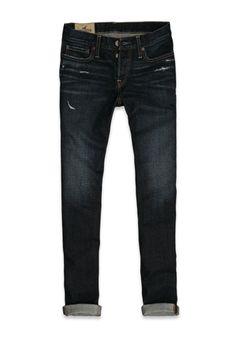 Guys Hollister Skinny Jeans
