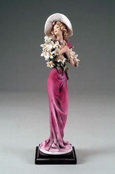 Giuseppe Armani Lily 1992E. #GiuseppeArmani #Figurine.