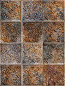 CP6941 - Iron Tile