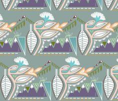 9-17 fabric by junej on Spoonflower - custom fabric