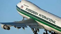 Evergreen International Airlines Boeing 747 freighter