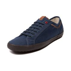 Mens Ben Sherman Conall Lo Casual Shoe, Navy, at Journeys Shoes