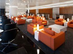 Hong Kong International Airport Lounge