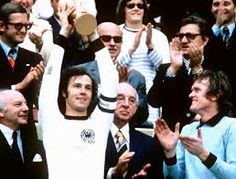 West Germany - Winner of the 1974 World Cup in West Germany