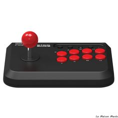 [Coup de coeur] HORI Fighting Stick Mini 3 - L'Arcade sur PS3 à petit prix  More here! http://lamaisonmusee.wordpress.com/