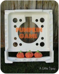 10 Fun Pumpkin Ideas for Fall - A Little Tipsy