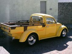 Volkswagen Beetle pikap