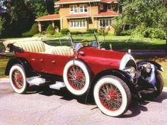 1920 Revere 5 passenger touring Car