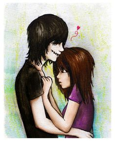 An emo couple. This reminds me a little of me and my boyfriend. Which I love to death. Art Emo, Goth Art, Black Veil Brides, Cute Emo Couples, Animes Emo, Emo Pictures, Emo Love, Emo Scene, Couple Drawings