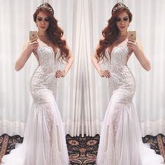 1,748 Followers, 820 Following, 99 Posts - See Instagram photos and videos from Aline Prado Covezzi. (@aline.covezzi) Prado, Mermaid Wedding, Formal Dresses, Wedding Dresses, Followers, Posts, Photo And Video, Videos, Instagram