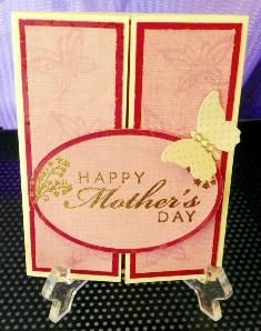 DIY Mothers Day Card to Craft