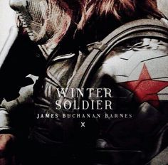 The Winter Soldier... James Buchanan Barnes...