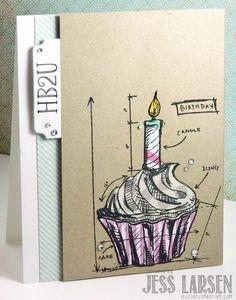 Simon Says Stamp Blog!: Blueprint Birthday #Greeting Cards| http://cutegreetingcards.blogspot.com