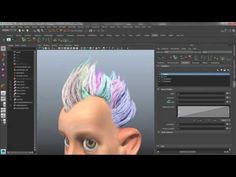 Meet the Experts Webinar Series: Controlling complexity with Xgen in Autodesk Maya 2015 - YouTube