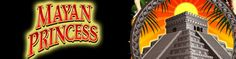 Mayan Princess is a 5 reel, 20-line slot game! This slot will take you back to its brave warriors, hot and spicy cuisines and exotic animals! Bet as low as £0.10 and win a jackpot up to £5,000 the base game only at Vegas Paradise! http://www.topslotsite.com/games/mayan-princess-slots/