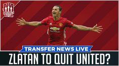 Ibrahimovic Dembele Kessie | Manchester United Transfer News