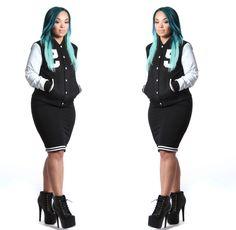 Get mega babe Heather Sanders  look from head to toe at www.sosorella.com ❤️ Sorella x #Shiekhwomen Trending Fashion, Fashion Trends, Fashion Outfits, Womens Fashion, Heather Sanders, Urban Chic, Pretty Girl Swag, Night Out, Spring Fashion