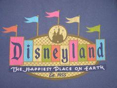 Disneyland, Anaheim.