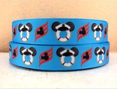Disney Cruise Blue Ribbon Mickey 5 yard pack Fish Extender