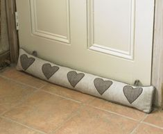 door Bolster keep the cold air out