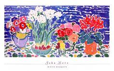 John Botz. Winter Bouquets poster