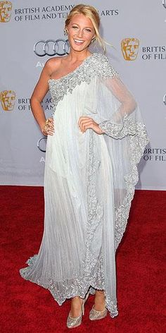 Blake Lively BAFTA dress