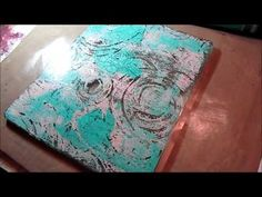Gelli Plate Prints on Acetate, Black Cardstock, Etc. - YouTube. Process video of me creating monoprints using the Gelli plate by Gelli Arts. Prints made on black cardstock, deli paper, acetate and Hammermill Color Copy Digital paper. Final prints are shown at the end. Music by Kevin MacLeod www.incompetech.com www.thatswhatyouink.blogspot.com http://pinterest.com/niknic12/ thatswhatyouink@gmail.com artsmarteducationservice@gmail.com Like Thats What You Ink on Facebook ;-)