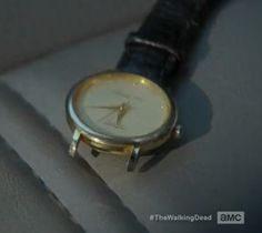 Carol's watch given to Rick on the Walking Dead.
