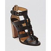 Dolce Vita Open Toe Gladiator Sandals - Niro High Heel