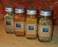 Landlubbers Seasoning Blends by The Spice Alliance on Gourmly