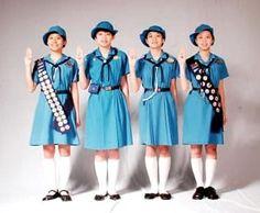 Hong Kong guide uniform