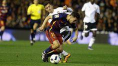 València CF - FC Barcelona (1-1, Copa del Rey) | FC Barcelona