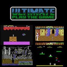 """Listado Juegos """"Ultimate Play the Game"""""""