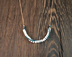 Check out this item in my Etsy shop https://www.etsy.com/listing/270376949/14k-rose-gold-and-bone-macrame-necklace