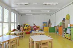 Kindergarten Ajda 2, Ravne na Koroškem, 2011 - Arhitektura Jure Kotnik