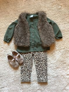 Toddler Girl Fall Fashion #carters #fall #toddlerootd