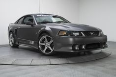 Mustang Cars : Super Clean 2003 Saleen Mustang Up Close Saleen Mustang, 2003 Ford Mustang, Mustang Cobra, Ford Gt, Mustangs, New Edge Mustang, Vintage Mustang, Teen Driver, First Time Driver