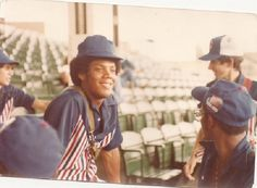 RAGS TO RICHES.......  This is Johnny Rogers from Aug. 1978 waiting to vend at Wrigley Field.   But now he's John Rogers, friend of Barack Obama and multi-millionaire!  John Washington Rogers, Jr. (born March 31, 1958) is an investor who founded Ariel Capital Management (now Ariel Investments, LLC) in 1983. He is chairman and CEO of the company, which is the United States' largest minority-run mutual fund firm.