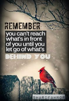 Remember this about letting go...  #past #future http://sharifahnorhamidah.blogspot.com/