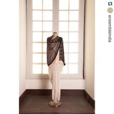 payalsinghal: #Repost @ensembleindia with @repostapp.  We love to mix and match! Drop by Ensemble stores in Delhi and Mumbai for tips from our stylists on how to multiply your wardrobe #PayalSinghal  #AnamikaKhanna #AnandKabra