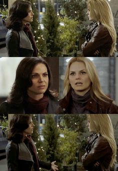 "Regina & Emma // 4x01 ""A Tale of Two Sisters"""