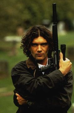 Antonio Banderas Miguel Bain Assassins 1995 can't wait to see him reunite with Stallone in Expendables 3 only this time as a hero.