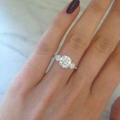 My dream ring #inlovewithdiamonds