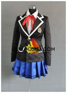 Date A Live Academy Uniform Cosplay Costume