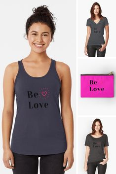 Exude love on Valentines Day and all year 'round with our Be Love range of garments and accessories. These make stunning inspirational gifts. Find Dresses, Shirts, Travel Mugs, Bags and more on RedBubble. Gifts For Pregnant Women, Valentines Gifts For Her, Working People, Gifts For New Moms, Travel Mugs, Love Design, Inspirational Gifts, Mom And Baby, Work Wear