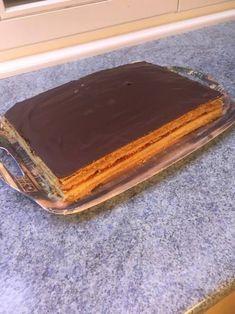 Érdemes előző nap elkészíteni a süteményt, hogy fogyasztásra jól megpuhuljanak a tésztalapok. Hozzávalók A tésztához: ...